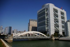 OICC_Osaka_International_Conference_Centre_and_Dojima_River01